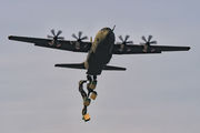 - - Royal Air Force Lockheed C-130J Hercules aircraft