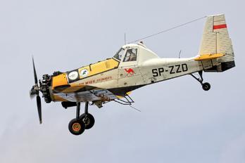 SP-ZZD - ZUAC PZL M-18 Dromader