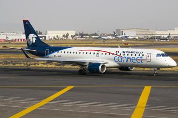 XA-ALL - Aeromexico Connect Embraer ERJ-190 (190-100)