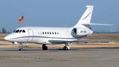 9H-SFA - Skyfree Ltd Dassault Falcon 2000LX