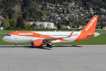G-EZPI - easyJet Airbus A320