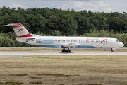 OE-LVN - Austrian Airlines/Arrows/Tyrolean Fokker 100 aircraft