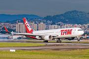 PT-MOE - TAM Boeing 767-300ER aircraft