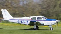 G-ARLK - Private Piper PA-24 Comanche aircraft