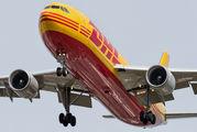 D-AEAJ - DHL Cargo Airbus A300F aircraft