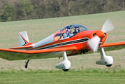 G-AVGZ - Private Jodel DR1050 Ambassadeur aircraft