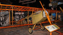 "- - Museum of Flight Foundation Curtiss JN-4 ""Jenny"" aircraft"