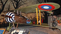 - - Museum of Flight Foundation Nieuport 28c1 aircraft