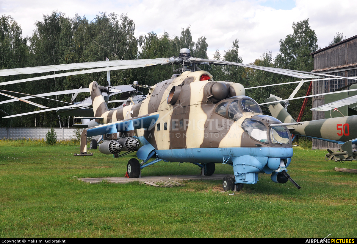 Russia - Air Force 46 aircraft at Monino
