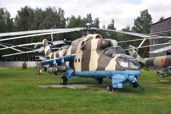 46 - Russia - Air Force Mil Mi-24V
