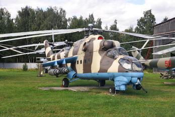 46 - Russia - Air Force Mil Mi-24V
