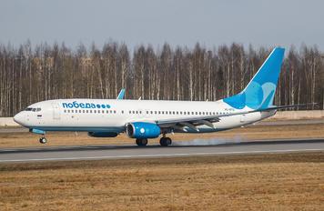 VQ-BTD - Pobeda Boeing 737-800
