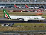 EI-IXH - Alitalia Airbus A321 aircraft