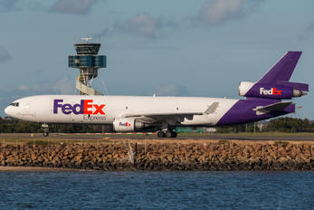 N603FE - FedEx Federal Express McDonnell Douglas MD-11F