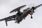 168991 - USA - Navy Grumman E-2C Hawkeye aircraft