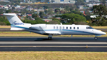 N450FC - Private Learjet 45