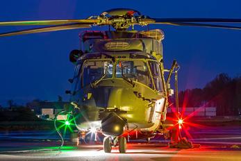 RN-08 - Belgium - Air Force NH Industries NH-90 TTH