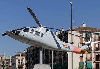 HE.24-9 - Spain - Air Force Sikorsky S-76C