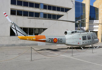 HE.10A-5 - Spain - Air Force Agusta / Agusta-Bell AB 205