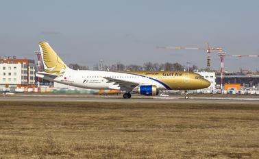 A9C-AN - Gulf Air Airbus A320