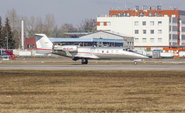 M-ELHI - Private Bombardier Learjet 60