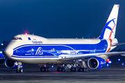 G-CLAB - Cargologicair Boeing 747-8F aircraft