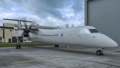 OY-YBZ - Nordic Aviation Capital de Havilland Canada DHC-8-400Q / Bombardier Q400