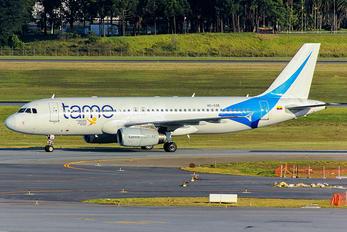 HC-COE - TAME Airbus A320