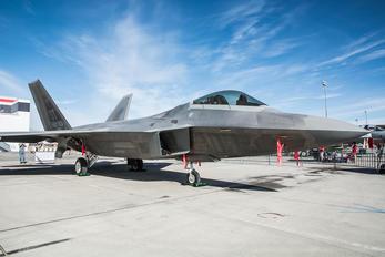 99-0010 - USA - Air Force Lockheed Martin F-22A Raptor