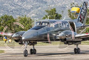 EC-LZK - Skydive Empuriabrava Beechcraft 99 Airliner