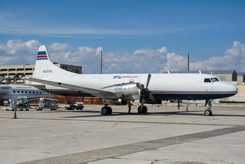 N371FL - IFL Group Convair CV-580