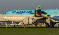 HL7552 - Korean Air Airbus A330-200 aircraft