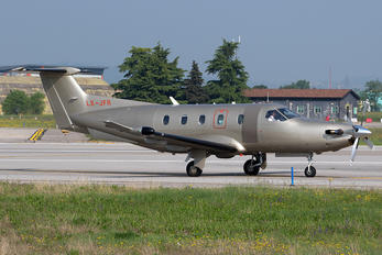LX-JFR - Jetfly Aviation Pilatus PC-12