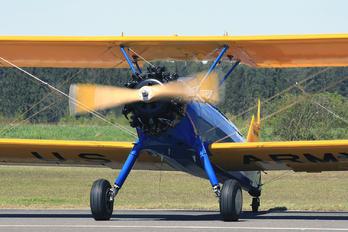 N60HW - Private Boeing Stearman, Kaydet (all models)