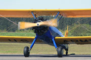 N60HW - Private Boeing Stearman, Kaydet (all models) aircraft