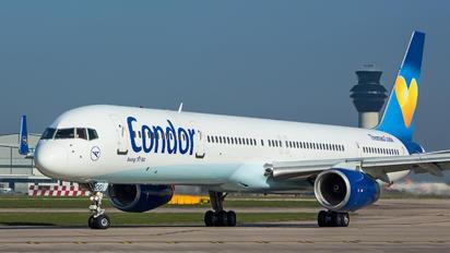 G-JMOG - Condor Boeing 757-300