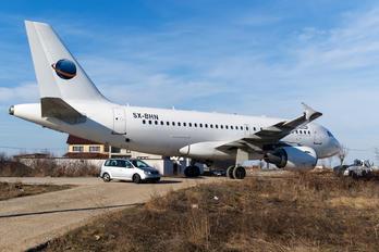 SX-BHN - Cronos Airlines Airbus A319