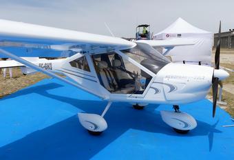 EC-GH3 - Private Aeroprakt A-22 L2