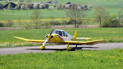 HB-KBJ - Private Jodel DR250 Capitaine