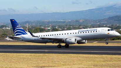 HK-4601 - Copa Airlines Embraer ERJ-190-100 Lineage 1000