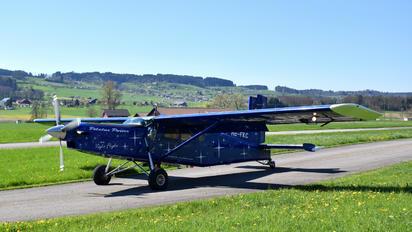 HB-FKC - Private Pilatus PC-6 Porter (all models)