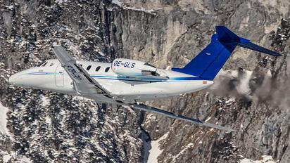 OE-GLS - Tyrolean Jet Service Cessna 650 Citation VII