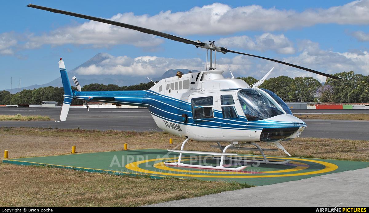 Private TG-WIM aircraft at Guatemala - La Aurora