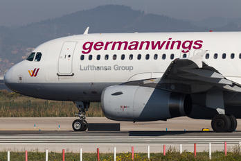 D-AGWI - Germanwings Airbus A319
