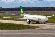 I-EJGA - Alitalia Airbus A330-200 aircraft