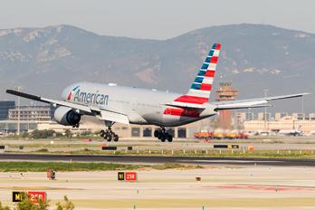 N789AN - American Airlines Boeing 777-200ER