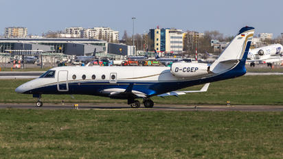 D-CGEP - Private Gulfstream Aerospace G150