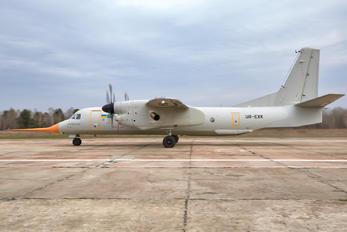 UR-EXK - Antonov Airlines /  Design Bureau Antonov An-132D
