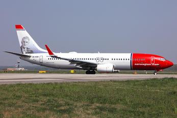 LN-NGK - Norwegian Air Shuttle Boeing 737-800