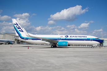 N283EA - Eastern Airlines Boeing 737-800